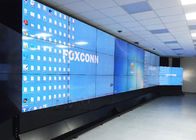 DP Loop Out 46 Multi Display Video Wall , Indoor HD 3.5mm Broadcast Video Wall
