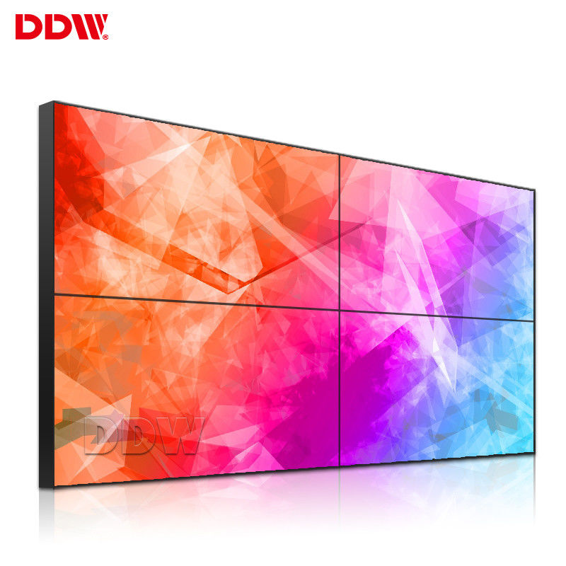 Luxury Interactive Video Wall , 4 Screen Video Wall 2 X HDMI Input