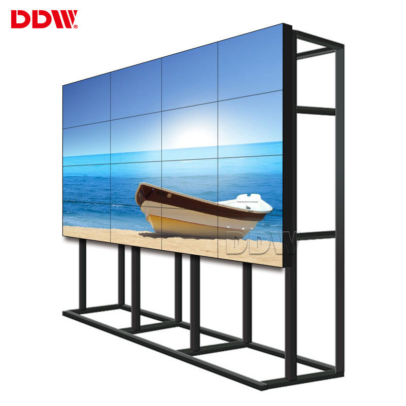 Seamless LG DDW LCD Video Wall 49 Inch With Daisy Chain Processor Anti Glare