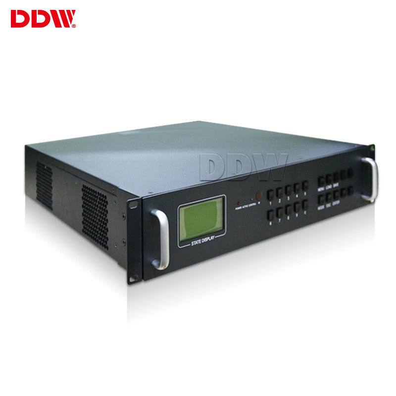 HDMI VGA Video Wall Processor 36 Input 36 Output For Conference Room RS232 LAN