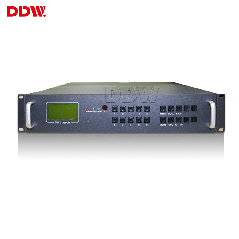 RS232 IP Video Display Wall Controller , HDMI Video Wall Controller With Software
