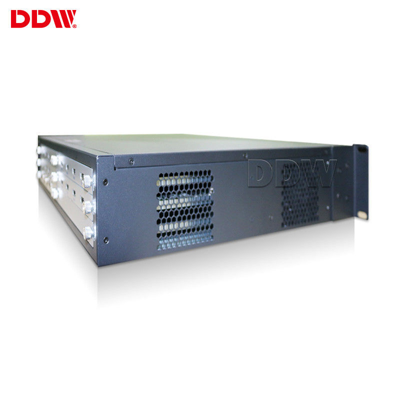 4k 4x4 Video Wall Processor Audio Video System For CCTV Surveillance Center