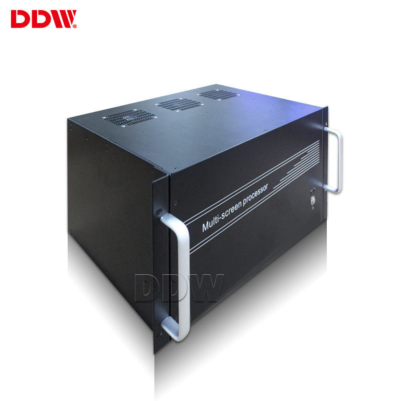 RS232 LAN IP Video Wall Control Box 4K For Video Conference Professional Audio Video System