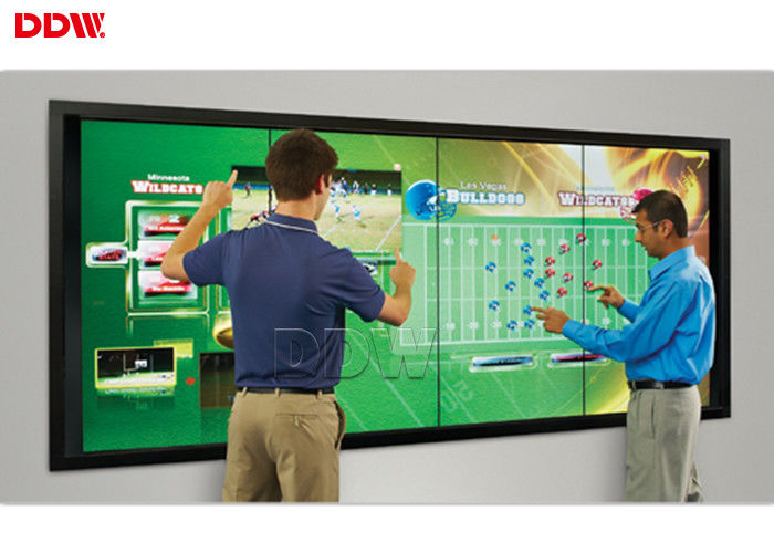 1920x1080 Resolution Interactive Video Wall For Security Monitoring Center