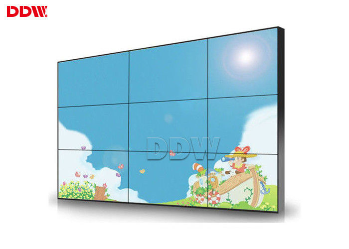 Easy Maintenance Commercial Video Wall With Modular Components 700 Nits