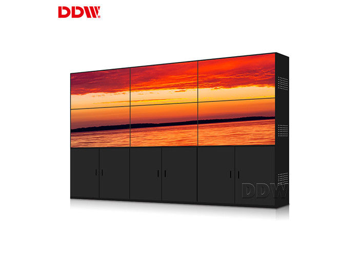 1920x1080 55 Inch Video Wall / Anti Glare Multi Screen Display Wall