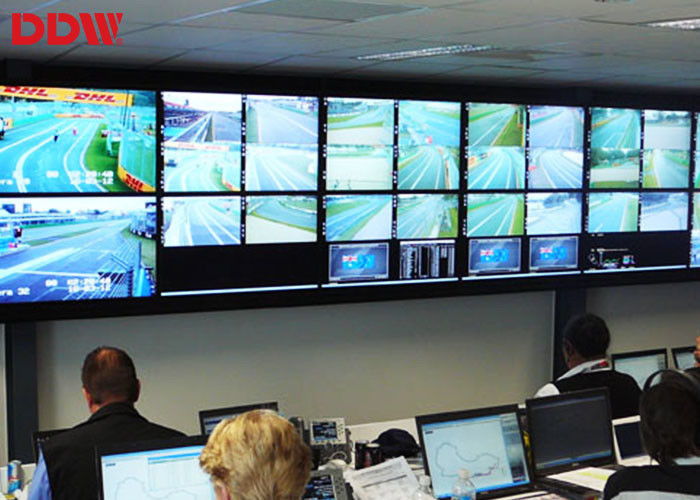 Digital Video Wall Command Center , Interactive Multi Touch Video Wall
