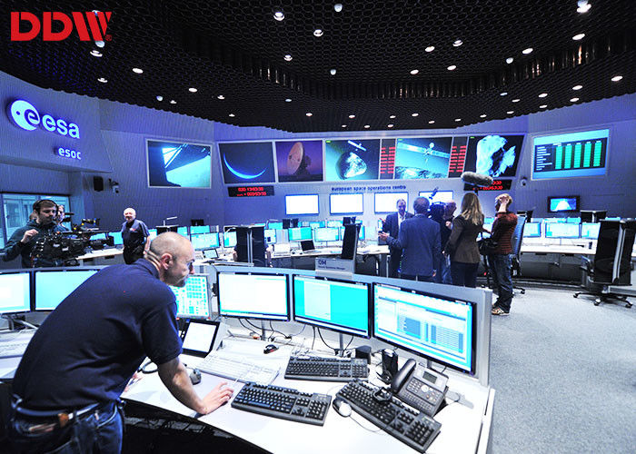 Dynamic Image Interactive CCTV Video Wall Support Matrix Joint Control